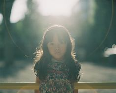 At a nearby park | Flickr - 相片分享! Japanese Photography, Kid, Portrait, Child, Headshot Photography, Kids, Portrait Paintings, Drawings, Portraits