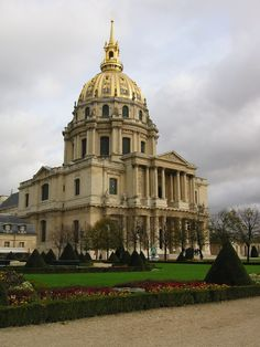 Les Invalides Napoleon's Tomb -   Paris France