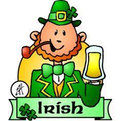 Irish Paddy on St. Patrick's Day fc T-Shirt design. #Tshirts #illustration #design #drawing #customprint #POD #CardvibesCatalog #Cardvibes #Tekenaartje #Zazzle #Spreadshirt #Redbubble #Society6