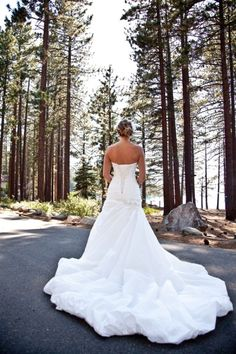A Small Intimate Zephyr Cove Resort Wedding At Lake Tahoe Places To Get