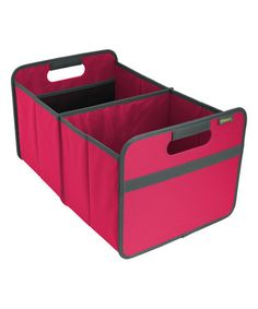 Loving this Pink Berry Large Foldable Storage Box on #zulily! #zulilyfinds