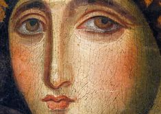 The Panagia Agiosoritissa or Hagiosoritissa (Greek: Παναγία ἡ Ἁγιοσορίτισσα) is the name for a type of Marian icon, showing Mary without child, slightly from the side with both hands raised in. Madonna, Dark Brows, Images Of Mary, Blessed Virgin Mary, Orthodox Icons, Medieval Art, Blessed Mother, Peter Paul Rubens, Our Lady