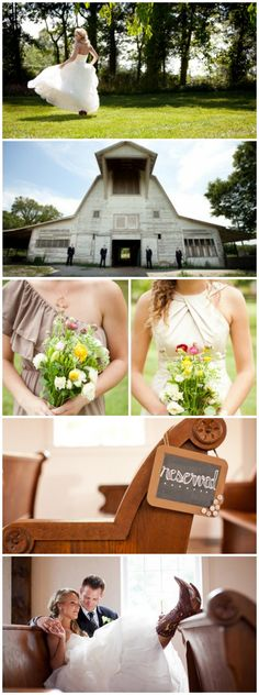 Absolutely perfect. I've always wanted a southern wedding