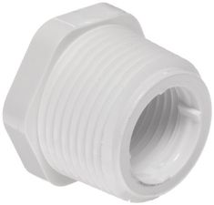 Spears 439 Series PVC Pipe Fitting Bushing Schedule 40 34 NPT Male x 12 NPT Female NumberOfItems 1 Size 34 x 12 Model 439101 >>> See this great product.