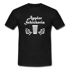 ÄPPLER SCHICKERIA | Die Frankfurt Shirts von Bembeltown Design jetzt auf www.Bembeltown.de | www.Bembeltown.Spreadshirt.de | #Frankfurt #Bembel #Geripptes #Bembeltown #Äppler #Apfelwein