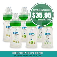 I bought these bottles years back they are highly rated and do great with nursing moms. The nipple is soft and adjust well. . Click link in my bio @tomorrowsmom -read . Regular $49.99shipping. Now $35.99 Free Shipping.  follow the link in my Bio a@Tomorrowsmom at TomorrowsMom.com #tomorrowsmom . #holidays #christmas #gifts #frugal #savings #deals #cosmicmothers #feminineenergy #loa #organic #fitmom #health101 #change #nongmo #organiclife #crunchymama #organicmom #gmofree #organiclifestyle…