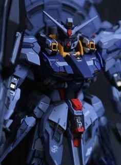 MG Providence Gundam Custom Conversion Kit by foxtrot Providence Gundam, Custom Gundam, Nerf, Conversation, The 100