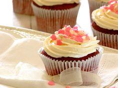 Zamatové cupcakes