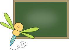 Dragonfly Chalkboard