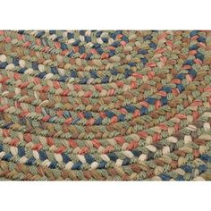 Greenwood Braided Area Rug (8' x 10') | Overstock.com Shopping - The Best Deals on 7x9 - 10x14 Rugs