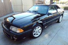 Learn more about 1993 Mustang SVT Cobra on Bring a Trailer, the home of the best vintage and classic cars online. Mustang Shelby Cobra, 1993 Ford Mustang, Fox Body Mustang, American Muscle Mustang, Ranger, Classic Mustang, Pony Car, Car Ford, Ford Motor Company