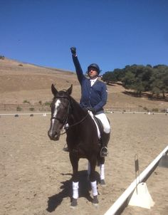 TV Star Mike Rowe Does Dressage For A Day | The Chronicle of the Horse