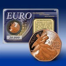 """5 Euro-Neujahrsmünze Österreich """"Wiener Walzer 2013"""""""