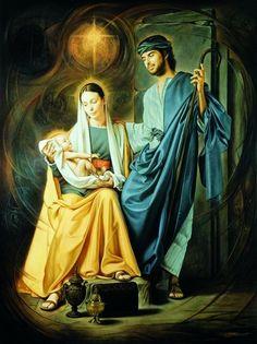 Nativity, Ulisse Sartini 1943