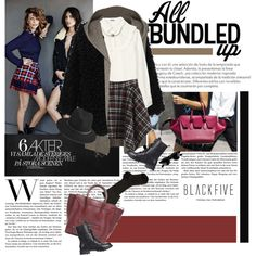 """All bundled up!"" by minnie-me on Polyvore"