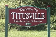 Titusville in Pennsylvania