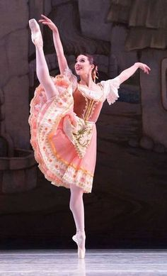 "Lillian Di Piazza ""Coppélia"" / Photo by Alexander Iziliaev"