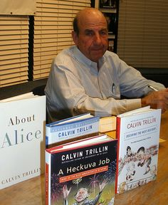 Calvin Trillin at Book Psassage
