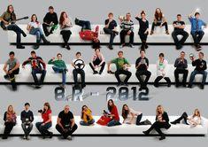 poses and props Yearbook Design, Yearbook Ideas, Year Book, Think Big, Reggio, Family Photos, Henna, Kindergarten, Branding