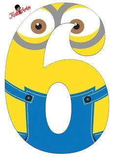 Lindo Alfabeto de Minions. Minion Theme, Minion Birthday, Minion Party, Turtle Birthday, Birthday Cards, Minion Mask, Minion Classroom, Minion Craft, Baby Superhero