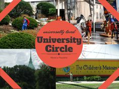 University Circle, Universally Loved #Cleveland