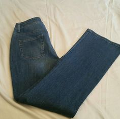 Coldwater Creek Jeans Coldwater Creek brand jeans.  Great condition.  Size 6 long.  Inseam is approximately 32 inches. Coldwater Creek Jeans
