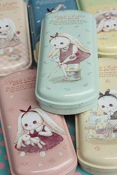 Cute Tin Box