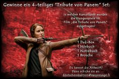 Tribute Von Panem, App, Facebook, Movies, Movie Posters, Movie, Films, Film Poster, Apps