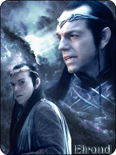 Lord Elrond by LadyCyrenius