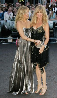 Goldie Hawn and Kate Hudson (2005)