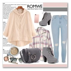 """""""Winter days"""" by sabine-herrlock ❤ liked on Polyvore featuring River Island, Gap and Ray-Ban"""