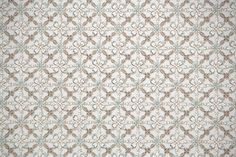 Hannah's Treasures Vintage Wallpaper geometric