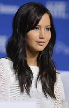 Jennifer Lawrence's New Dark-Brown Hair: If You Didn't Already Have A Girlcrush On Her, You Will Now