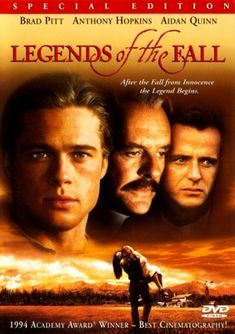 Legends of the Fall (1994) movie #poster, #tshirt, #mousepad, #movieposters2