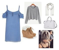 """""""Winter Wonderland"""" by caity1302 on Polyvore featuring River Island, JustFab and Brioni"""