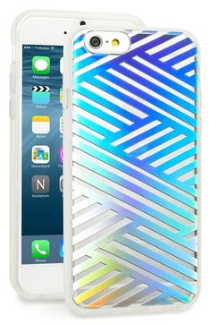 Sonix 'Criss Cross' iPhone 6 Case available at #Nordstrom