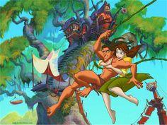 tarzan | Tarzan: superheld die al bijna 100 jaar bestaat en nog steeds een ...