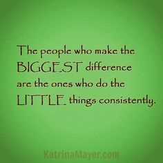 making a difference quote - Google Search