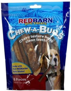 Redbarn Pet Products 785184250068 Redb ChewABulls Alt 6Pack Bag >>> More info could be found at the image url.-It is an affiliate link to Amazon. #DogFoods