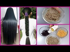 Magical Hair Growth Treatment | 7 Day Hair Challenge, get long hair (Asian Hair Growth Secret) - Simple Tasty Recipes