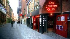 Between Feb. 1961 and Aug. 1963, the Beatles brought rock �n' roll in England to new heights, playing nearly 300 shows at the Cavern Club, a tiny cellar club on Mathew Street in downtown Liverpool. After performing at the Cavern Club, the boys would head over to the Jacaranda Club on Slater Street for a nightcap. The club was owned by the Beatles first manager, Allan Williams.Did You Know? The Cavern Club still operates 7 days a week, and hosts an array of live performances. It …