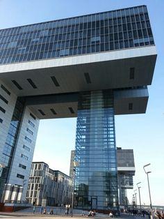 Kranhäuser, #Köln