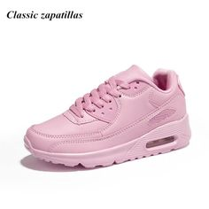 Cheap sport running shoes women, Buy Quality running shoes directly from China running shoes women Suppliers: Air Sport Running Shoes Women Breathable Pu Leather Red Sneakers New Athletics Jogging Shoes Outdoor Zapatillas Deportivas Mujer Tall Winter Boots, Equestrian Boots, Red Sneakers, Sneakers Women, Womens Fashion Sneakers, Waterproof Boots, Over The Knee Boots, Running Shoes, Jogging Shoes