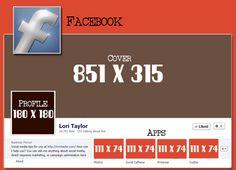 Tamaños de las imágenes en Redes Sociales para mejorar tu presencia visual
