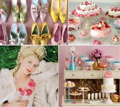 inspiration for a bridal shower or bachelorette?