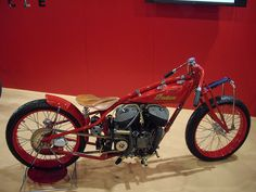 *Seen at MCN Bike show 2013* - Indian by Piers C, via Flickr