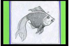 Fish - Pencil Drawing