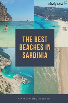 All the best beaches in Sardinia, from Stintino and Maddalena to Cala Goloritze and Cala Sinzias. Discover the most beautiful #SardiniaBeaches to visit.
