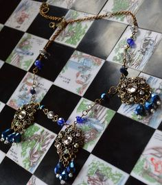 Congratulations to  Roxanne Shires for the Facebook December 7, 2015 Design of the Week! #diyjewelrymaking #facebookdesignoftheweek  #jewelrymaking #beading