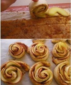 Apple Crescent Roses | Want-to-Share.com